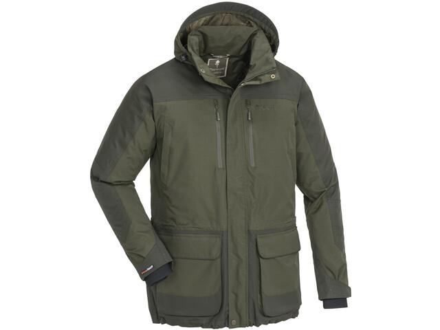 Pinewood Tromsö Wildmark Jacket Men, green/dark green